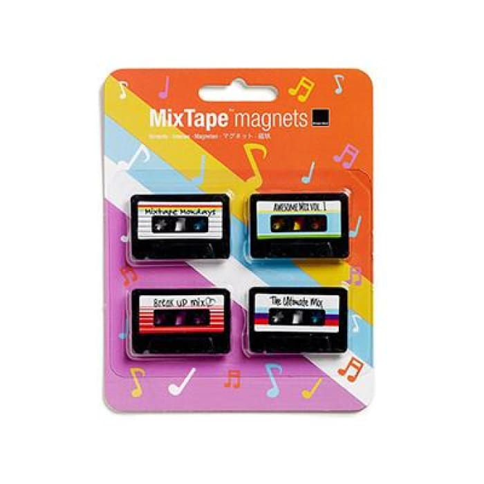 Mixtape Magnets - Stationary