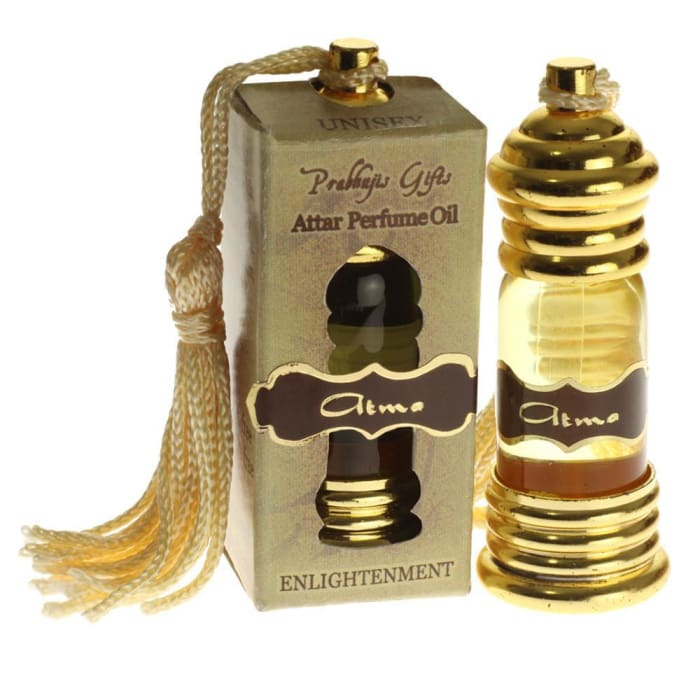 Perfume Attar Oil Atma for Enlightenment - 6ml - Urban Treehouse