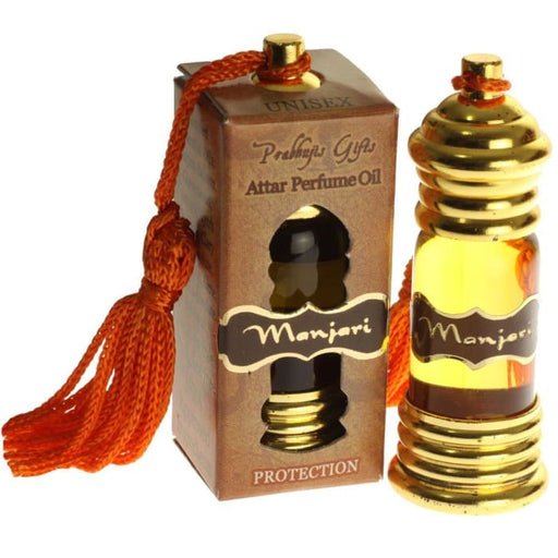 Perfume Attar Oil Manjari for Protection - 6ml - Urban Treehouse