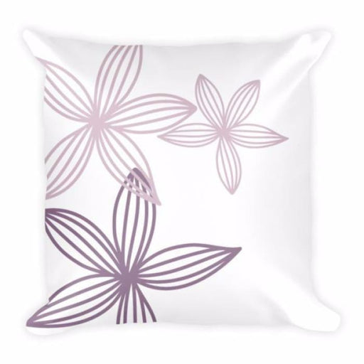 Pillow Murasaki Flower - Urban Treehouse