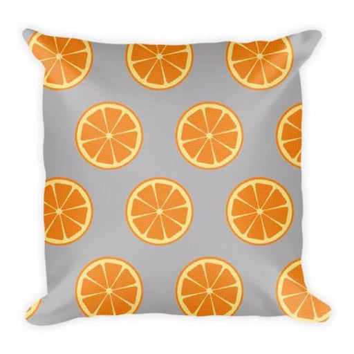 Pillow Orange - Urban Treehouse