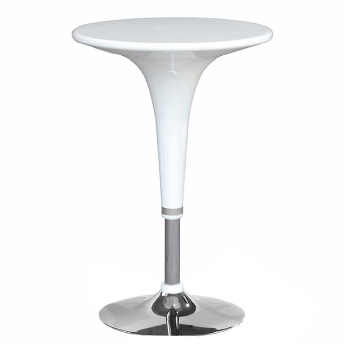 Razzle Counter Table - White - Furniture