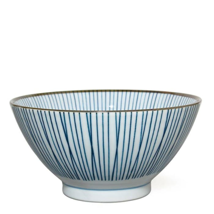Sensuji Lines Bowl - Tableware