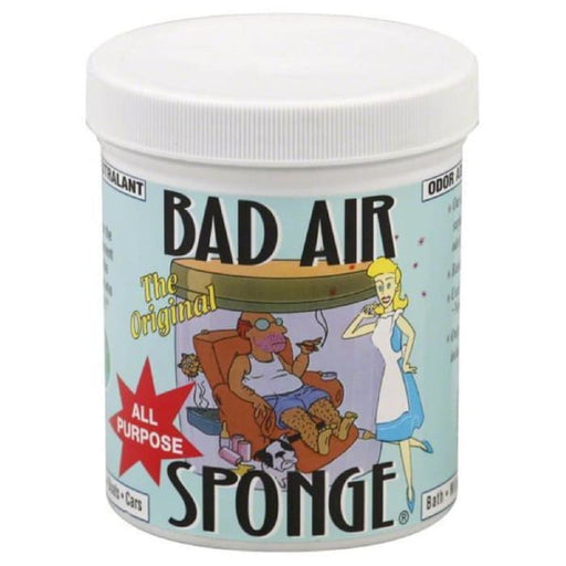 The Original Bad Air Sponge Odor Absorbing Neutralant - Urban Treehouse