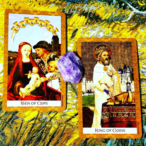 Free General Tarot Card Reading