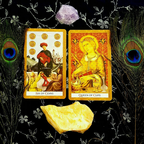 Tarot Read Two Card Spread General Guidance