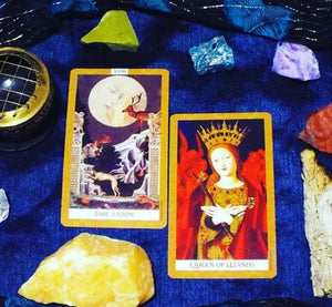 pretty tarot card pictures