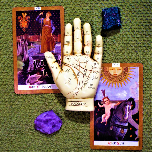 Daily Tarot Card Spread Advice and Guidance by The Real Aquarian