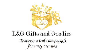 Ladies and Gentlemen Gifts and Goodies Logo Brand Tagline
