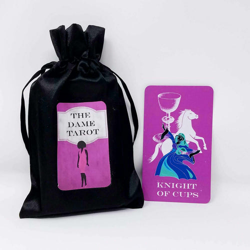 The Dame Tarot Deck By NKH Tarot - L&G Gifts and Goodies
