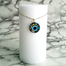 Blue Geodes Necklace - L&G Gifts and Goodies