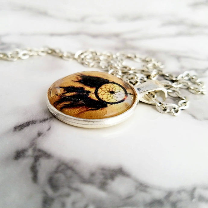 Dream Catcher Necklace - L&G Gifts and Goodies