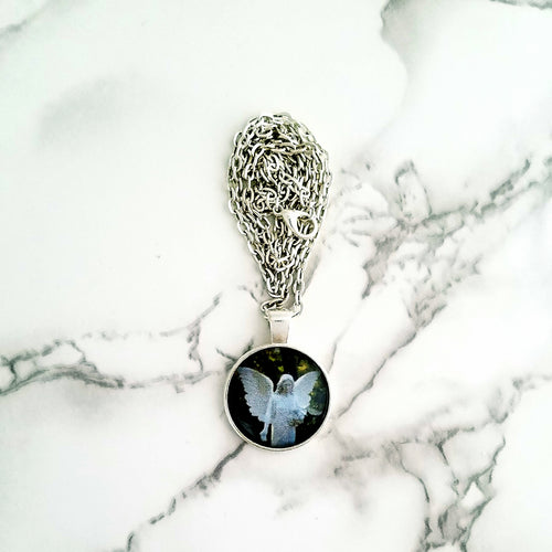 Angel Necklace - L&G Gifts and Goodies