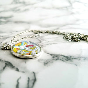 Tarot Cards Necklace - L&G Gifts and Goodies