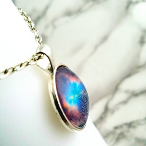 Helix Nebula Necklace - L&G Gifts and Goodies