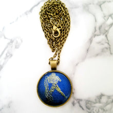 Aquarius Zodiac Necklace - L&G Gifts and Goodies