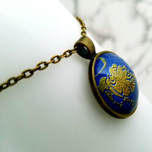 Leo Zodiac Necklace - L&G Gifts and Goodies