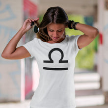 Libra Zodiac Sign Tshirt - L&G Gifts and Goodies