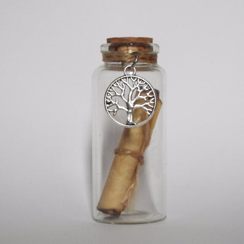 Message in a Bottle Personalized Special Poem