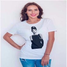 Audrey Hepburn Tshirt - L&G Gifts and Goodies