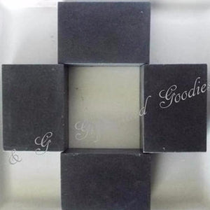 Charcoal Rosemary Lemon Bath Soap Gift Set of Four - L&G Gifts and Goodies