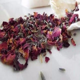 Bath Beauty Luxury Gift Set Lavender Rose Bath Salt Set - L&G Gifts and Goodies