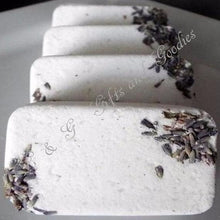 Bath Bomb Gift Set of 4-French Lavender - L&G Gifts and Goodies