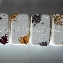 Bath Fizzy Natural Organic Exclusive Skin Care Gift Set-Rose, Lavender - L&G Gifts and Goodies