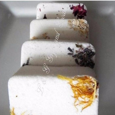 Bath Bomb Bar Variety Set - L&G Gifts and Goodies