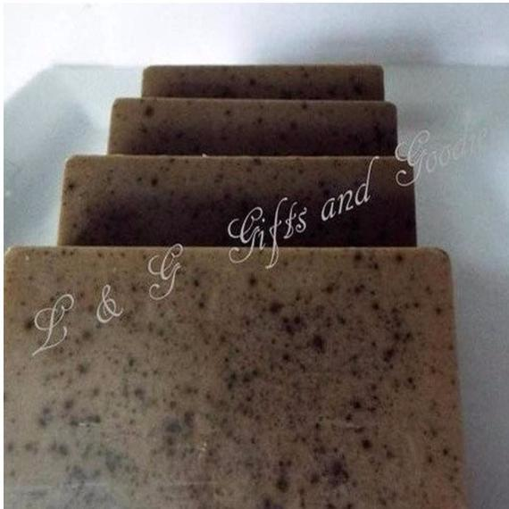 Bath Luxury Soap Gift Set Green Tea Peppermint Soap Set - L&G Gifts and Goodies