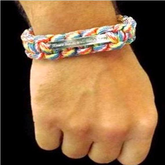 Bracelet Paracord Handmade - L&G Gifts and Goodies
