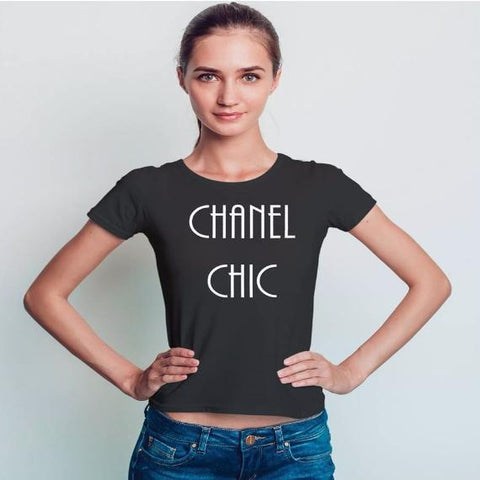 Chanel Chic Tshirt - L&G Gifts and Goodies