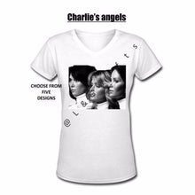 Charlies Angels Tshirt - L&G Gifts and Goodies