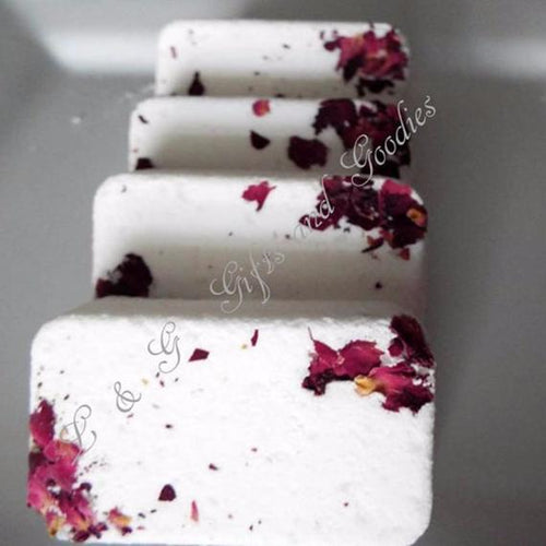 Egyptian Rose Bath Fizzy Bar Set - L&G Gifts and Goodies