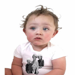 Golden Girls Baby Bodysuit or Toddler tee - L&G Gifts and Goodies