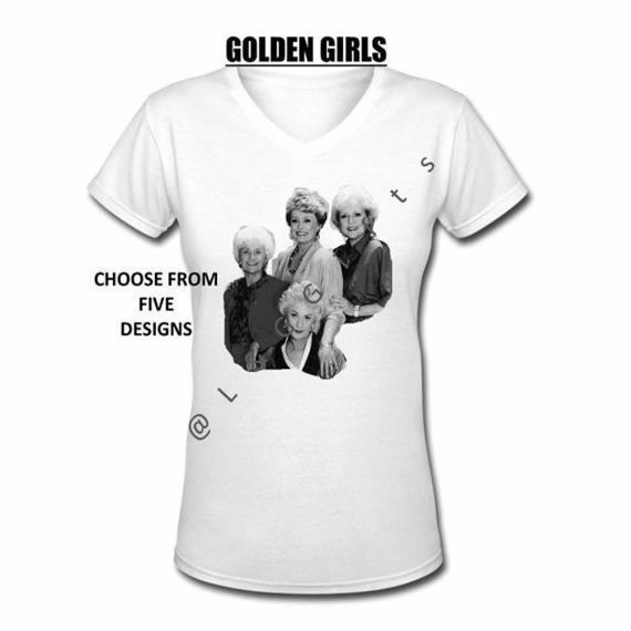 Golden Girls Tshirt - L&G Gifts and Goodies