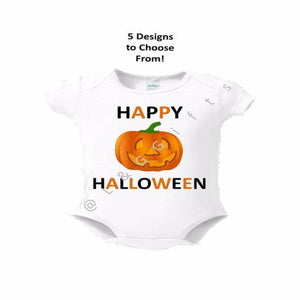 Halloween Baby Bodysuit - L&G Gifts and Goodies