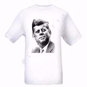 John F Kennedy Tshirt - L&G Gifts and Goodies