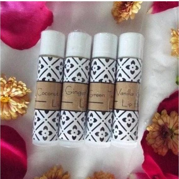 Lip Balm Set of 4 - L&G Gifts and Goodies