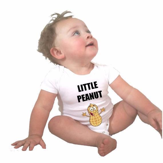 Little Peanut Baby Romper or Toddler tees - L&G Gifts and Goodies