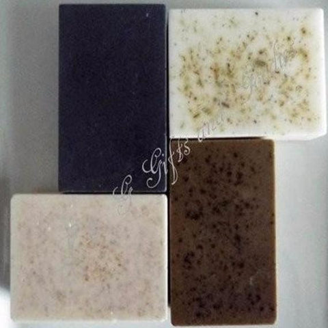 Luxury Handmade Exclusive Soap Gift Set of 4 - L&G Gifts and Goodies