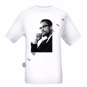 Malcolm X Tshirt - L&G Gifts and Goodies