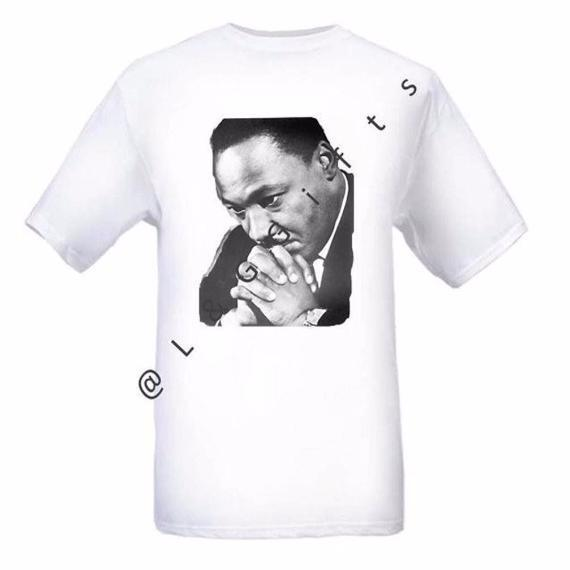 Martin Luther King Jr Tshirt - L&G Gifts and Goodies