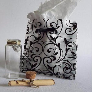 Message in a Bottle- She Walks in Beauty Poem - L&G Gifts and Goodies