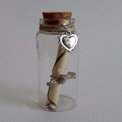 "Message in a Bottle Handwritten Poem""An Entrapment"" - L&G Gifts and Goodies"