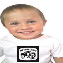 Three Stooges Baby Bodysuit or Toddler Tee - L&G Gifts and Goodies