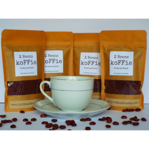 Z Beans Koffie Four Pack Coffee Gift Set - L&G Gifts and Goodies