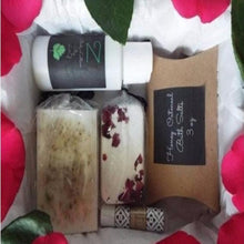 Relaxation Bath and Body Gift BOX A - L&G Gifts and Goodies