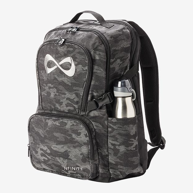 Nfinity Camo Classic Backpack - the-cheer-shack