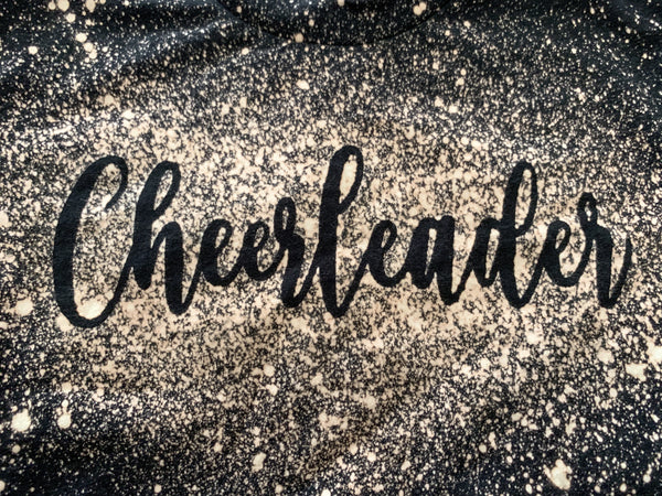 Cheerleader Bleached Tee